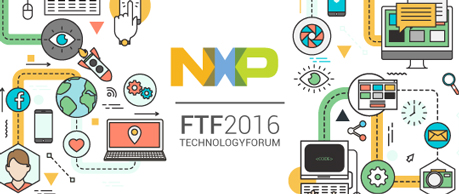 NXP FTF Technology Forum in Austin
