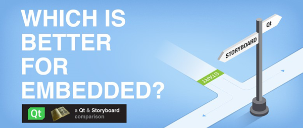 Qt or Storyboard - Whats better for embedded?