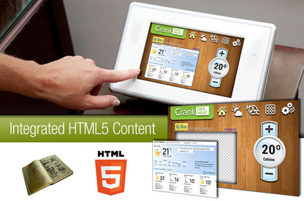 Storyboard embedded GUI mit HTML5 Browser IntegrationStoryboard embedded GUI mit HTML5 Browser