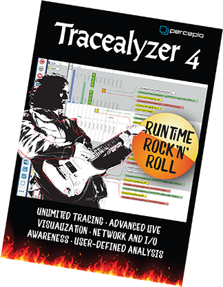 Tracealyzer 4 - Run Time Rock'n'Roll